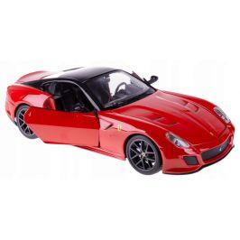 BBurago 1:24 Ferrari 599 GTO červená