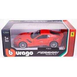 BBurago 1:24 Ferrari F12TDF červená