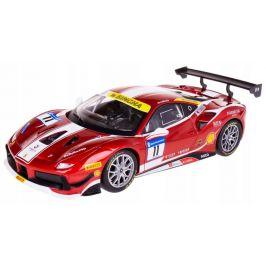 BBurago 1:24 Ferrari Racing 488 Challenge 2017