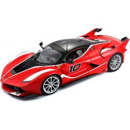 BBurago 1:18 Ferrari TOP FXX K červená