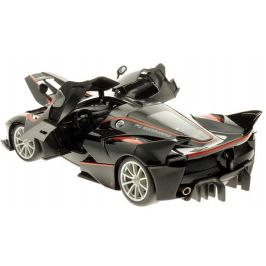BBurago 1:18 Ferrari TOP FXX K černá