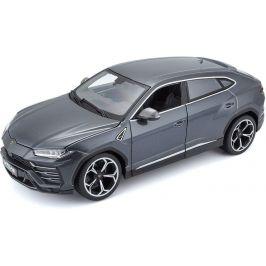 BBurago 1:18 Plus Lamborghini Urus šedá