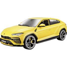 BBurago 1:18 Plus Lamborghini Urus žlutá