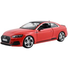 BBurago 1:24 Plus Audi RS 5 Coupe červená