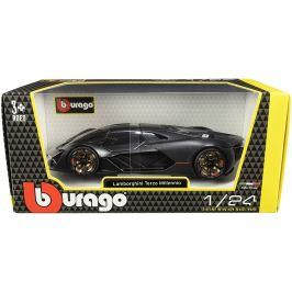 BBurago 1:24 Plus Lamborghini Terzo Millennio šedá