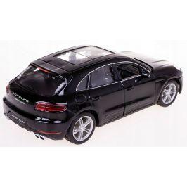 BBurago 1:24 Plus Porsche Macan černá