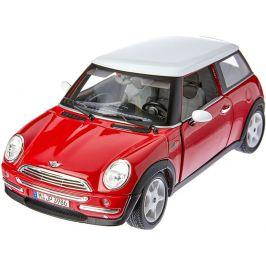 BBurago 1:18 Mini Cooper 2001 červená