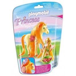 Playmobil 6166 Princezna Sunny s koněm