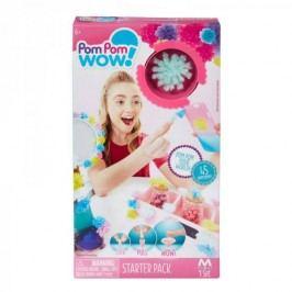 TM Toys Kreativní sada Pom Pom Wow nalepovací střapce 45ks v krabici