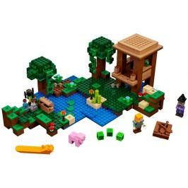 LEGO® Minecraft 21133 Chýše čarodějnice