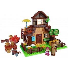 BIG Máša a medvěd Míšův dům