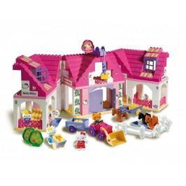 Unico Hello Kitty - Velké stáje
