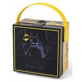 LEGO® Batman box s rukojetí - černá