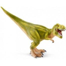 Schleich Tyrannosaurus Rex světle zelený s pohyblivou čelistí 14528