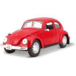 Maisto Volkswagen Beetle 1973 - červená