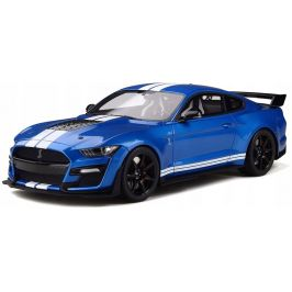 Maisto Ford Shelby GT500 2020 modrý 1:18