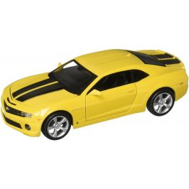 Maisto Chevrolet Camaro SS RS 2010 - žlutá
