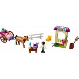 LEGO® Juniors 10726 Stephanie a kočár s koníkem