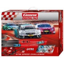 Carrera D143 DTM Speed Challenge