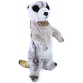 Rappa Plyšová surikata stojící, 33 cm
