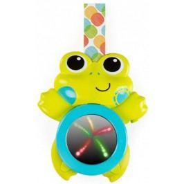 Bright Starts Hudební závěsná žába se světly