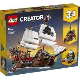 LEGO Creator 31109 Pirátská loď - rozbaleno