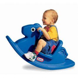 Little Tikes 4279 Houpací koník modrý - zánovní