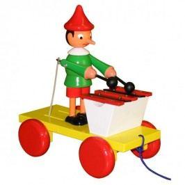Miva Vacov Pinochio s xylofonem tahací