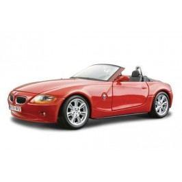 BBurago BMW Z4 (1:24) - červené