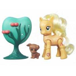 Pro dívky My Little Pony Poník skamarádem a doplňky - Applejack