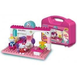 Unico Hello Kitty - Kadeřnický salon v boxu