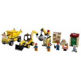 LEGO® Juniors 10734 Demoliční práce na staveništi