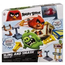 Spin Master Angry Birds - Hrací set dráha