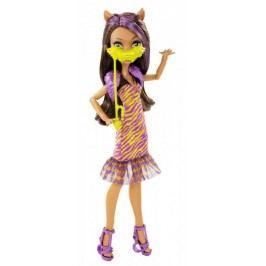 Monster High Clawdeen Wolf Vítej v Monster High