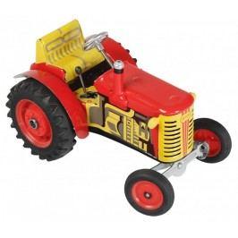 KOVAP Traktor Zetor červený - II. jakost