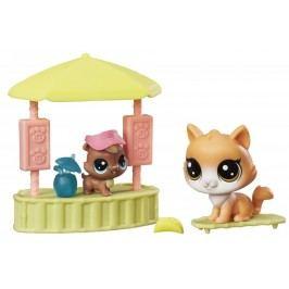 Littlest Pet Shop Tematický set Tiki Treats