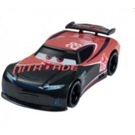 Mattel Cars 3 Auto Blesk McQueen černý 1 ks