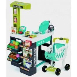Smoby Supermarket modro-zelený