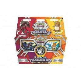 Pokémon Sun & Moon Trainer Kit - startovní balení