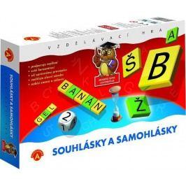 Alexander Samohlásky a souhlásky společenská hra