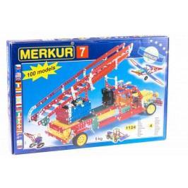 Merkur Stavebnice 7 100 modelů 1124ks