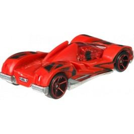 Hot Wheels Tématické auto Marvel Spiderman teegray