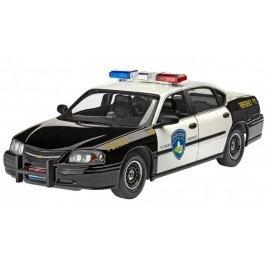 Revell ModelSet auto 67068 - Chevy Impala Police Car (1:25)