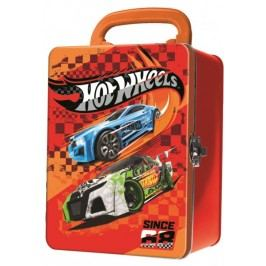 TM Toys Hot Wheels Metallic Car Case