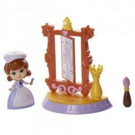 Disney Sofie První: mini hrací set - škola kreslení