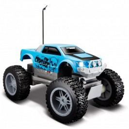 Maisto Rock Crawler Junior modré