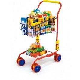 Bayer Design Nákupní košík naplněný žlutý