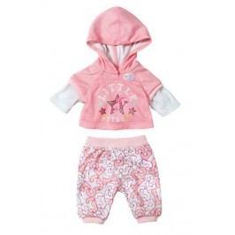 BABY born Tepláková souprava světle růžová
