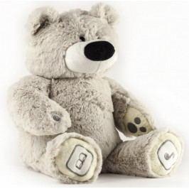 TM Toys Medvídek Teddy interaktivní světlý