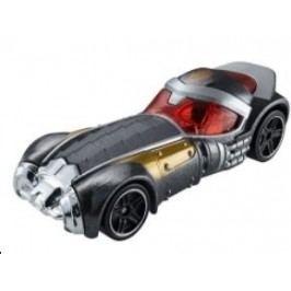 Hot Wheels Marvel Kultovní angličák červený